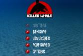 Играть Дельфин-касатка онлайн флеш игра для детей