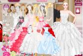Играть Барби Свадьба онлайн флеш игра для детей