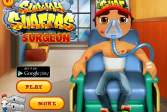 Играть Сабвей серферы: Операция онлайн флеш игра для детей