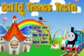 Играть Постройте поезд Томаса онлайн флеш игра для детей