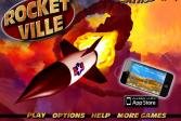 Играть Ракеты против монстров! онлайн флеш игра для детей