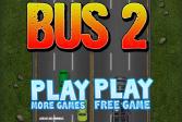 Играть Опасная Дорога: Автобус 2 онлайн флеш игра для детей