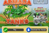 Играть Армада танков онлайн флеш игра для детей