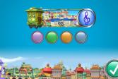 Играть Танец маленького поезда онлайн флеш игра для детей