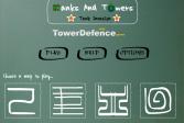 Играть Танковое вторжение онлайн флеш игра для детей
