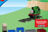 Играть Лего: Томас 3 онлайн флеш игра для детей