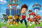 Играть Щенячий Патруль: 6 отличий онлайн флеш игра для детей