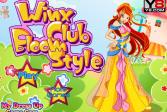 Играть Одень Блум из Винкс клуба онлайн флеш игра для детей