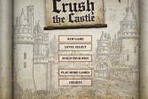 Играть Разрушить замок онлайн флеш игра для детей