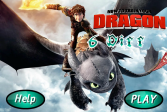 Играть Как приручить дракона: 6 отличий онлайн флеш игра для детей