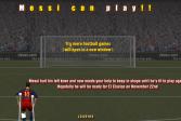 Играть Месси: Возможность играть онлайн флеш игра для детей