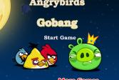 Играть Злые Птицы - стреляй онлайн флеш игра для детей
