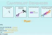 Играть Дружба это Чудо - защитник кантерлота онлайн флеш игра для детей