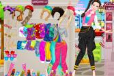 Играть Барби на скейтборде онлайн флеш игра для детей