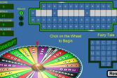 Играть Колесо фортуны онлайн флеш игра для детей