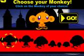 Играть Счастливая обезьянка: Летучие мыши онлайн флеш игра для детей