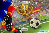 Играть Чемпионы - 4 онлайн флеш игра для детей