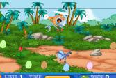 Играть Диего собирает яйца онлайн флеш игра для детей
