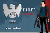 Играть Снайпер Морт онлайн флеш игра для детей