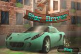Играть 3D Звездный гонщик онлайн флеш игра для детей