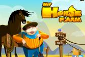 Играть Моя лошадиная ферма онлайн флеш игра для детей