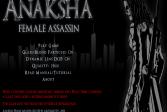 Играть Анакша Девушка Убийца онлайн флеш игра для детей