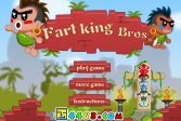 Играть Братья Пук онлайн флеш игра для детей