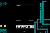 Играть Супербойцы онлайн флеш игра для детей