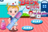 Играть Малышка Хейзел - больница онлайн флеш игра для детей