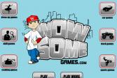 Играть Тату на лице Сабвей Серф онлайн флеш игра для детей