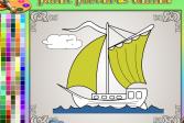 Играть Маленький Кораблик онлайн флеш игра для детей