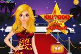 Играть Прическа голливудской звезды онлайн флеш игра для детей