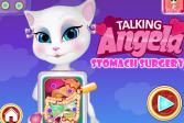 Играть Хирургия желудка Анджелы онлайн флеш игра для детей