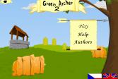 Играть Зеленый лучник 2 онлайн флеш игра для детей
