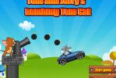 Играть Том и Джерри Бомбардировка Тома онлайн флеш игра для детей