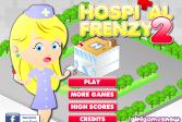 Играть Безумная Больница 2 онлайн флеш игра для детей