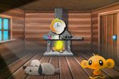 Играть Счастливая обезьянка: 11 Тет онлайн флеш игра для детей