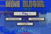 Играть Майнкрафт 1.25 - Майн Блокс онлайн флеш игра для детей