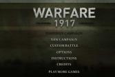 Играть Война 1917 года онлайн флеш игра для детей