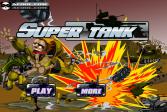 Играть Супер танк онлайн флеш игра для детей