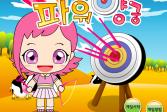 Играть Стрелок онлайн флеш игра для детей