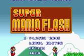 Играть Супер Марио Вспышка 2 онлайн флеш игра для детей