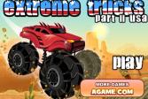 Играть Экстремальные гонки 2 онлайн флеш игра для детей