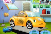 Играть Новая машина Поу онлайн флеш игра для детей