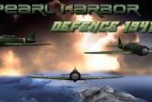 Играть Защита Перл Харбор 1941 онлайн флеш игра для детей