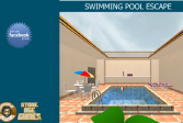 Играть Побег из бассейна онлайн флеш игра для детей