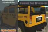 Играть Хаммер такси: Различия онлайн флеш игра для детей