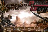 Играть Супер Солдаты против Монстров онлайн флеш игра для детей