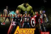 Играть Скрытые объекты: Мстители онлайн флеш игра для детей