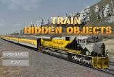 Играть Поезд: Скрытые объекты онлайн флеш игра для детей